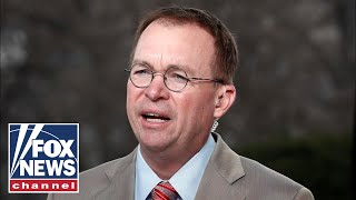 Mick Mulvaney walks back quid pro quo comments