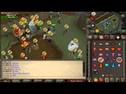 Ancient Fury - Jcup Clan Fights