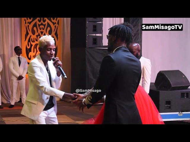 ERICK OMONDI Amuomba Msamaha DIAMOND PLATNUMZ Mbele Ya TANASHA UtachekaW