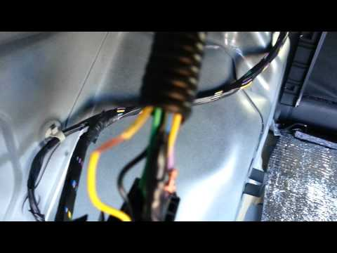 подсветка багажника шевроле круз