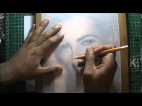 Tip PARA DIBUJANTES PRINCIPIANTES Dibujo de rostro CALCADO