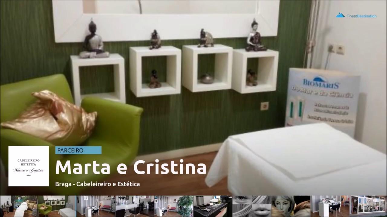 Marta E Cristina Cabeleireiro E Estetica Braga Youtube