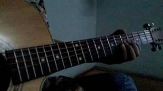 Mùa mưa đi qua guitar  bolero sáng tác Hà Phương 1967