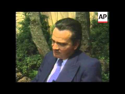 MEXICO: MARIO RUIZ MASSIEU ASSASSINATION: REACTION