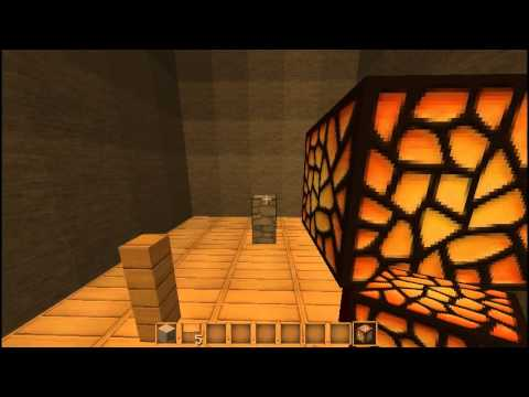Minecraft Ideas: Indoor Lighting 1