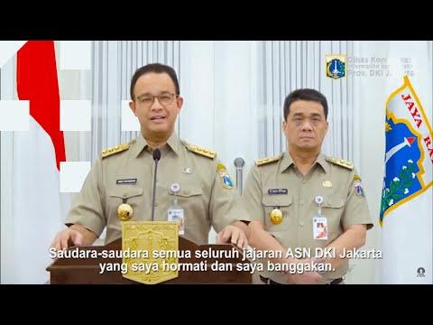 Pesan Untuk ASN DKI Jakarta