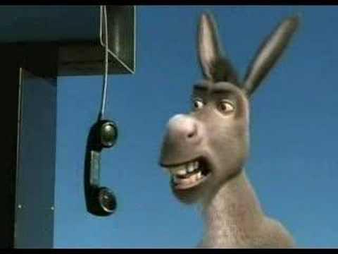 Donkey - Toshiba HD DVD