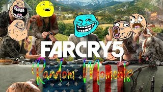 Far Cry 5 Random Moments ft. Paploo //Kalen125