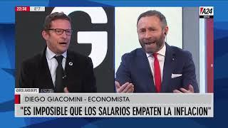 """Diego Giacomini: """"el dólar y la inflación van a volver a saltar"""""""