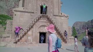 Investigating the secrets of Armenia