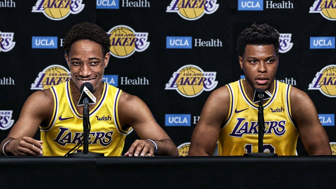 Lakers Rumors: LeBron James, DeMar DeRozan Spoke About ...