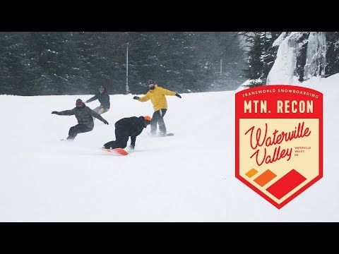 Waterville Valley, New Hampshire : Mountain Recon Episode 6