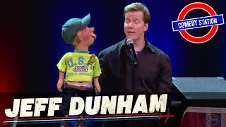 Jeff Dunham - All Over The Map - Bubba J in Norway