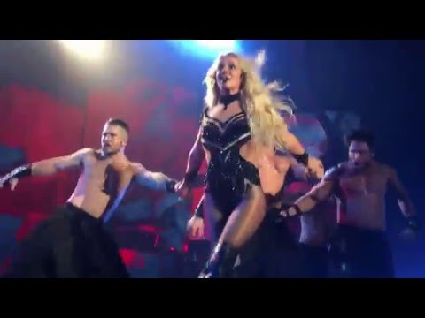 Thumbnail: Britney Spears - Baby One More Time, Oops I Did It Again - Piece Of Me - 04/6/16