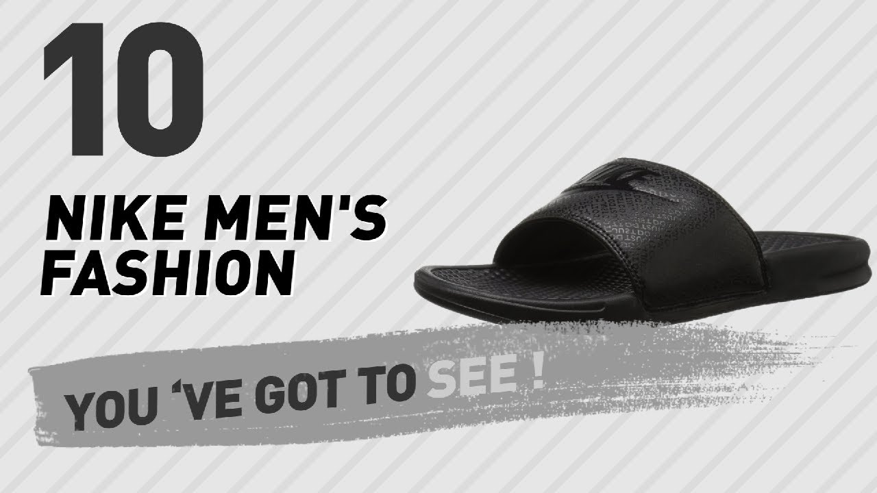 b4c16b0cb7cecd Nike Sandals For Men    New And Popular 2017 - YouTube
