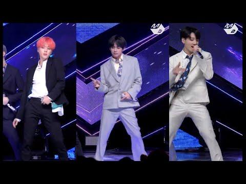 FANCAM BTS 방탄소년단 'Boy With Luv' JIMIN  V & JUNGKOOK FOCUS Maknae Line
