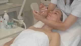 """Хиромассаж лица..#kkosmet.massage     салон🍊 """"Апельсин""""🍊 спб"""