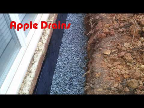 how-to---basement-waterproofing---diy---exterior-wall---foundation-waterproofing---seal-wall