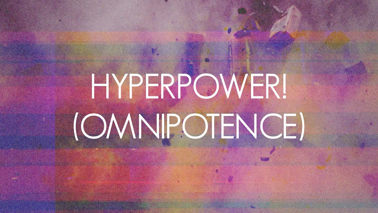 Nine Inch Nails - HYPERPOWER! (Omnipotence) - YouTube