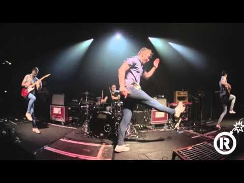 The Rock Sound Riot Tour Diaries - Episode 9, Cardiff - Don Broco Do The Walk...Everywhere!