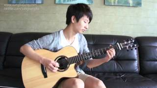 (2ne1) Ugly  - Sungha Jung