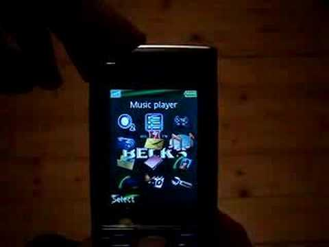 Sony Ericsson K800i Features