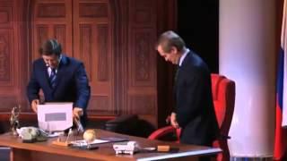 Уральские пельмени  Путин и Медведев меняются местами