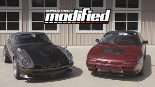 Wannagofast 2017! 1/2 Mile Top Speed Shootout: 1J 240SX vs 1J Datsun 240Z – Modified Ep. 5