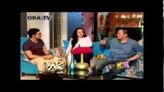 Live Eksis Global TV Wawancara Eksklusif Farhat dan Regina menanggapi tudingan perselingkuhan