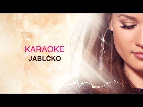 Kristína - Jabĺčko (Karaoke Version)