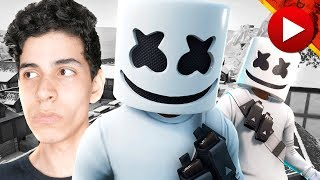 EVENTO DO MARSHMELLO NO FORTNITE - DBRSTREAM