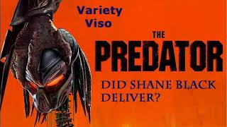 Preadator Review-Variety Viso Bonus Episode
