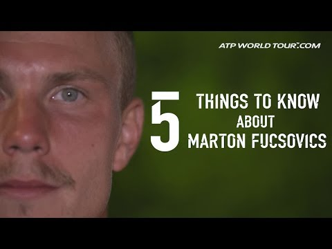 Five Things To Know About Marton Fucsovics