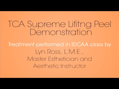 Institut' DERMed TCA Supreme Lifting Peel