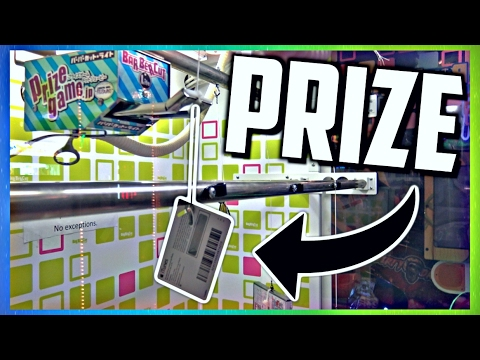 ★My Biggest Arcade Major Prize Win EVER!!! Barber Cut Lite Arcade Game Win!!