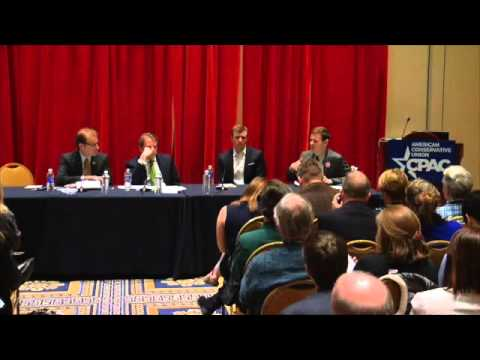 CPAC 2015 - Vote Early, Vote Often: How to Combat Election (Voter) Fraud