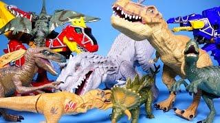 Dinosaur toys & Power Rangers Dino Charge - ToyPudding