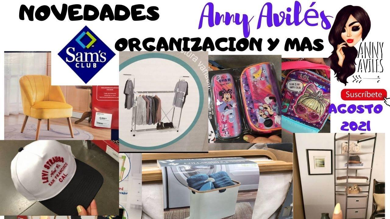 SAMS hogar organización papelería y más