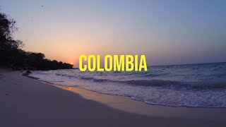 Colombia Road Trip - GoPro & Drone