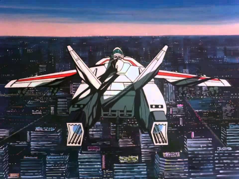 Choujikuu Yousai Macross Opening 1982
