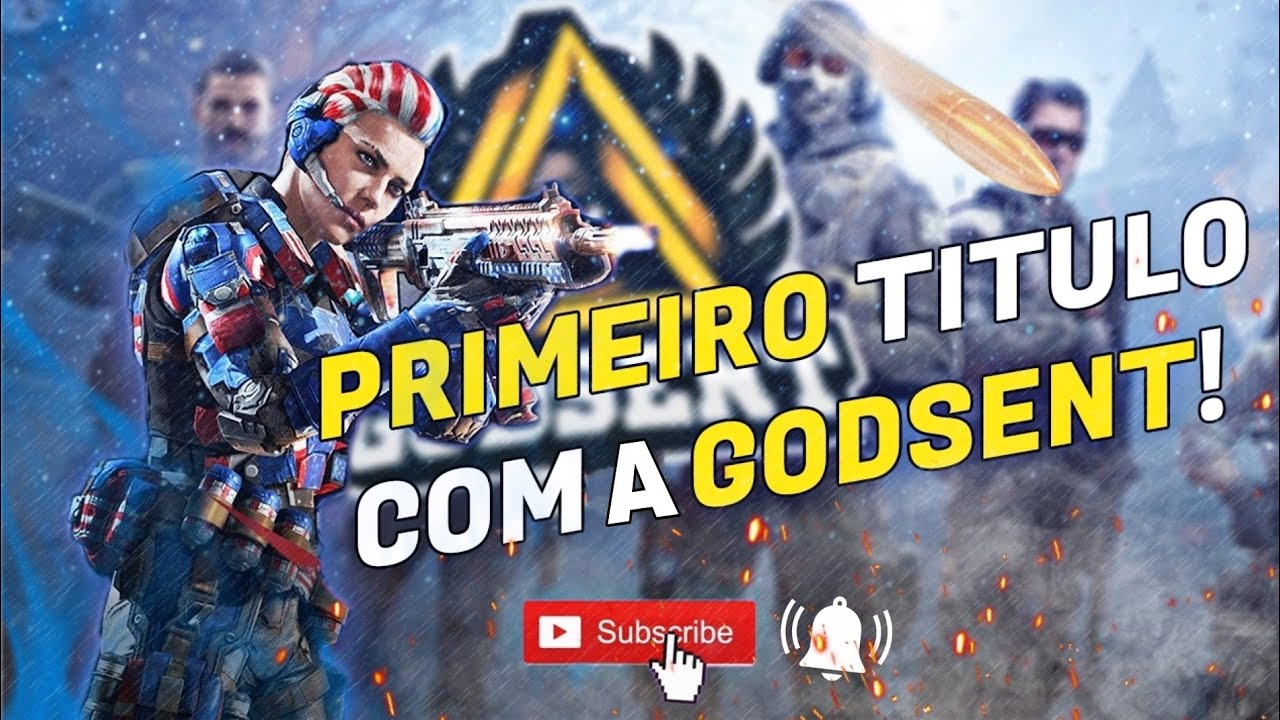 Download FIRST TITLE WITH GODSENT BATTLE ROAYALE TEAM- CALL OF DUTY MOBILE