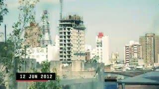Time-lapse - Edificio construcción Santa Fe Argentina