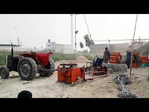 Bhoosa (TORI) Baling Press In Punjab || Village Life In Punjab