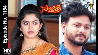 Savithri   13th December 2018   Full Episode No 1154   ETV Telugu