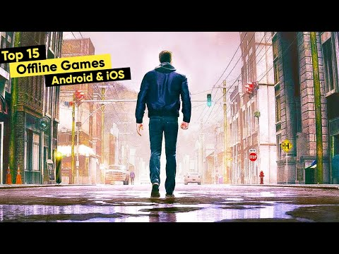 Top 15 Best OFFLINE Games For Android & IOS 2020 | Top 10 Offline Games For Android 2020 #5