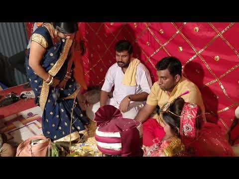 दूल्हा पांव पुजाई Indian Wedding