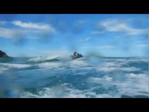 Jet Skiing Palm Beach 2013