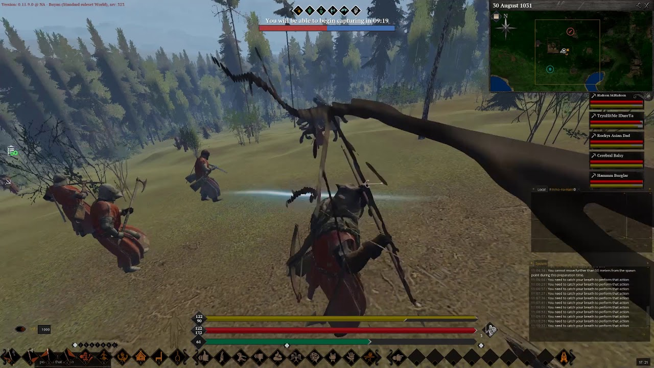 life is feudal how to create heavy warhorse