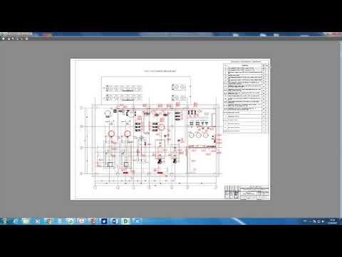 DWG TrueView - настройка печати перед выводом в PDF Инструкция  # 5