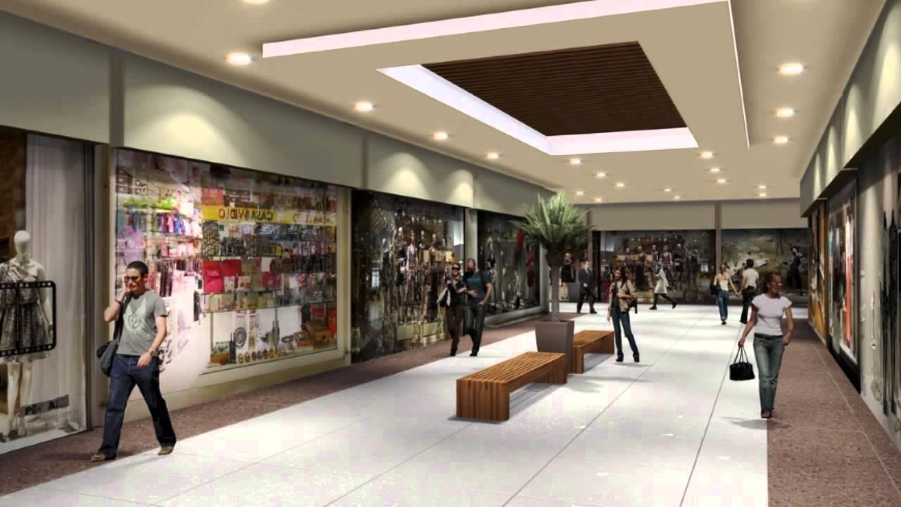 Penápolis Garden Shopping - YouTube
